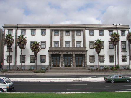 palacio justicia las palmas