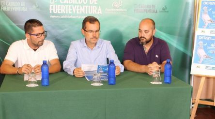 Derby pichones Fuerteventura