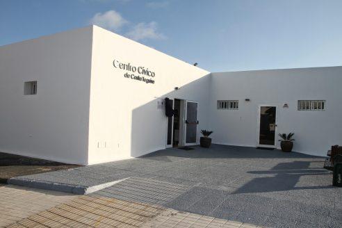 centro cívico de Costa Teguise
