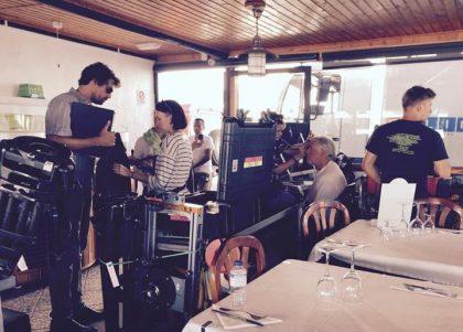 grabación película alemana Un verano en Lanzarote