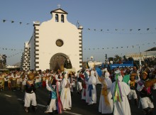 Ermita de Los Dolores Mancha Blanca
