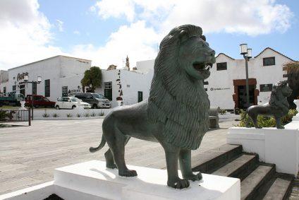 Plaza de la Constitución Teguise