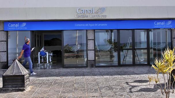 oficinas Canal Gestión Lanzarote
