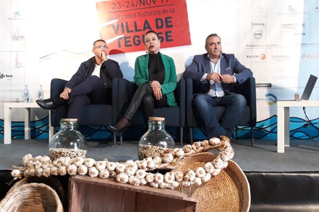 La edición 2019 se presentaba hoy en el Teatro de la Villa de Teguise.